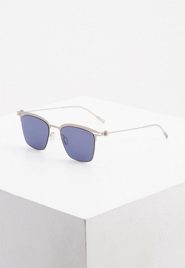 мужские солнцезащитные очки montblanc, серые