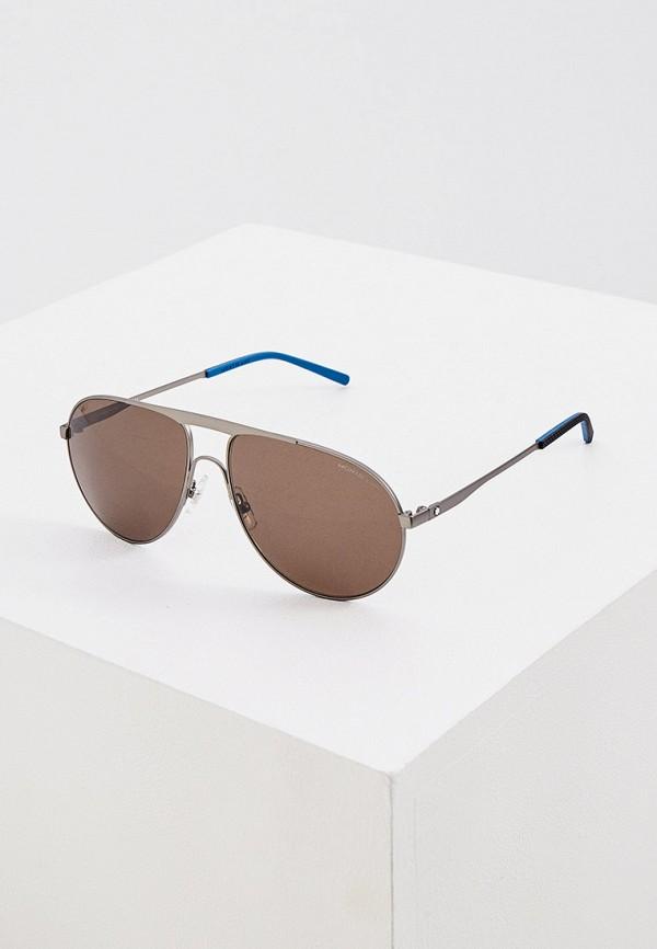 мужские солнцезащитные очки montblanc