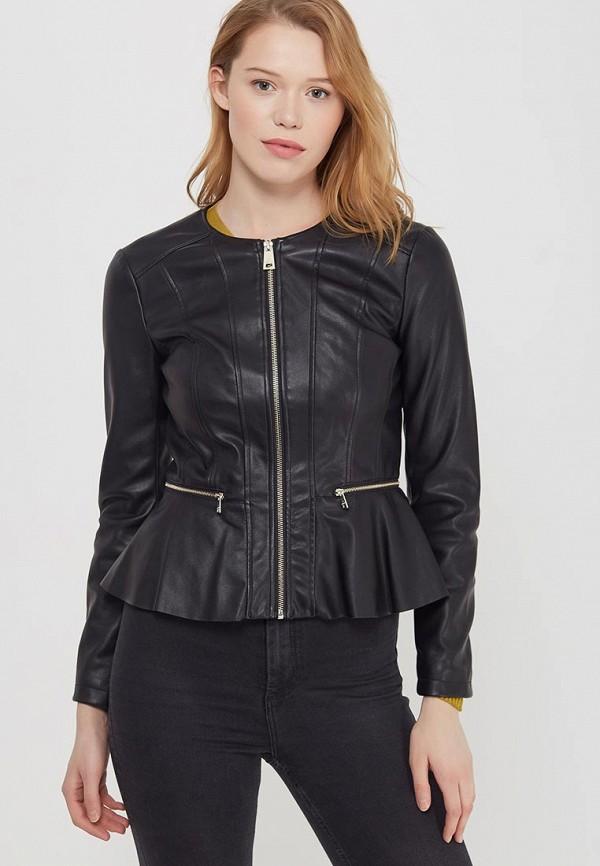 Куртка кожаная Motivi Motivi MO042EWATQP4 цены онлайн