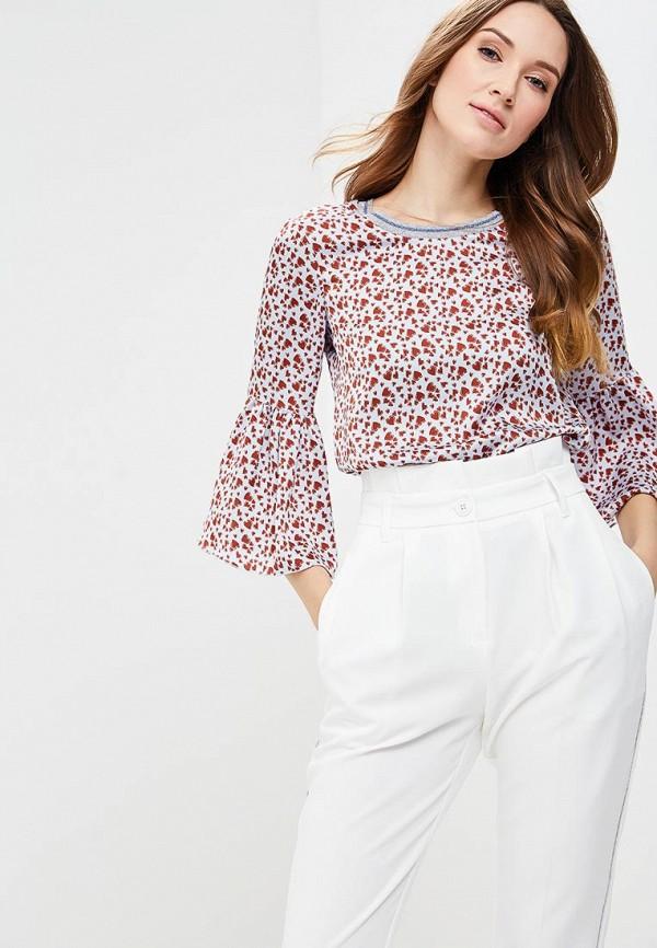 Блуза Motivi Motivi MO042EWBFFZ7 блуза motivi motivi mo042ewatql7