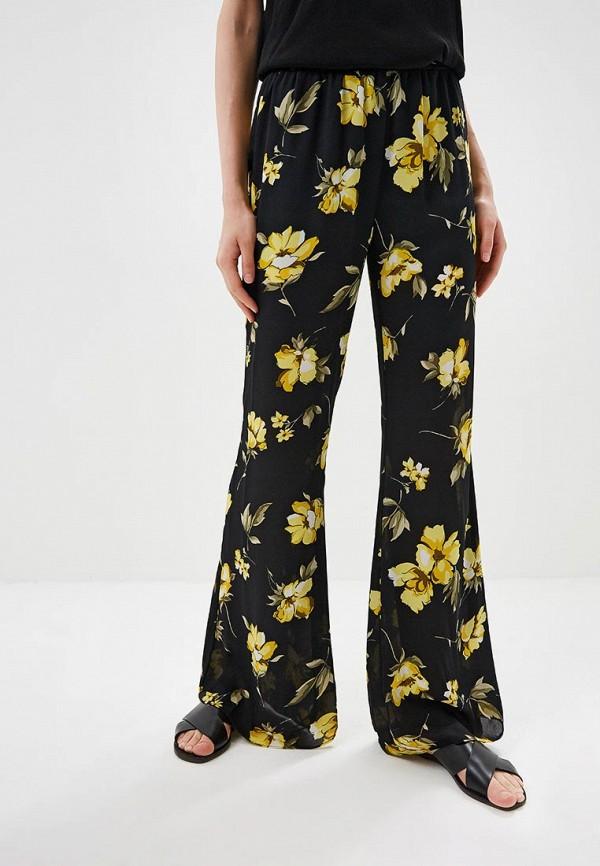 женские повседневные брюки motivi, черные