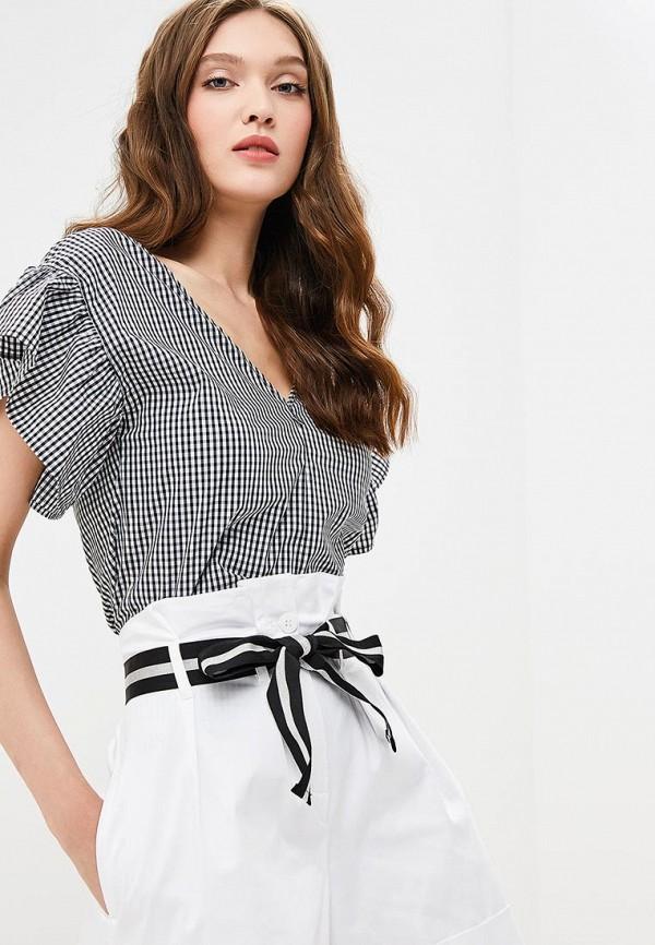 Блуза Motivi Motivi MO042EWBSTI4 блуза marse цвет черный