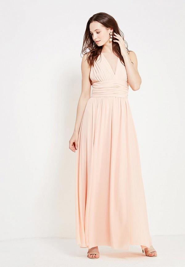 женское вечерние платье motivi, розовое