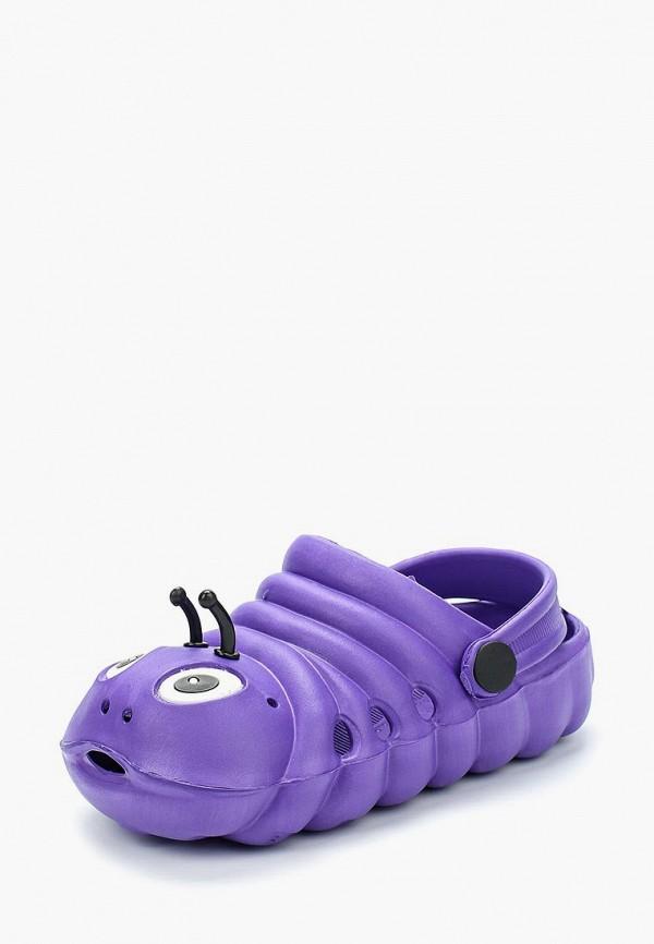 сандалии modis для девочки, фиолетовые