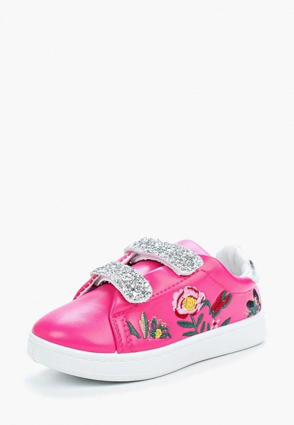 кеды modis для девочки, розовые