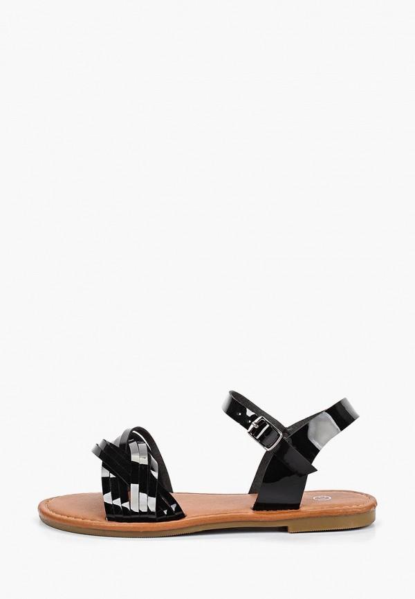 сандалии modis для девочки, черные