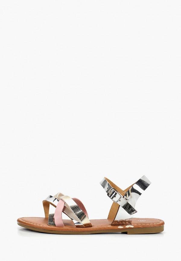 сандалии modis для девочки, разноцветные