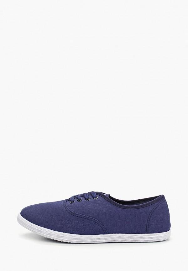 мужские кеды modis, синие