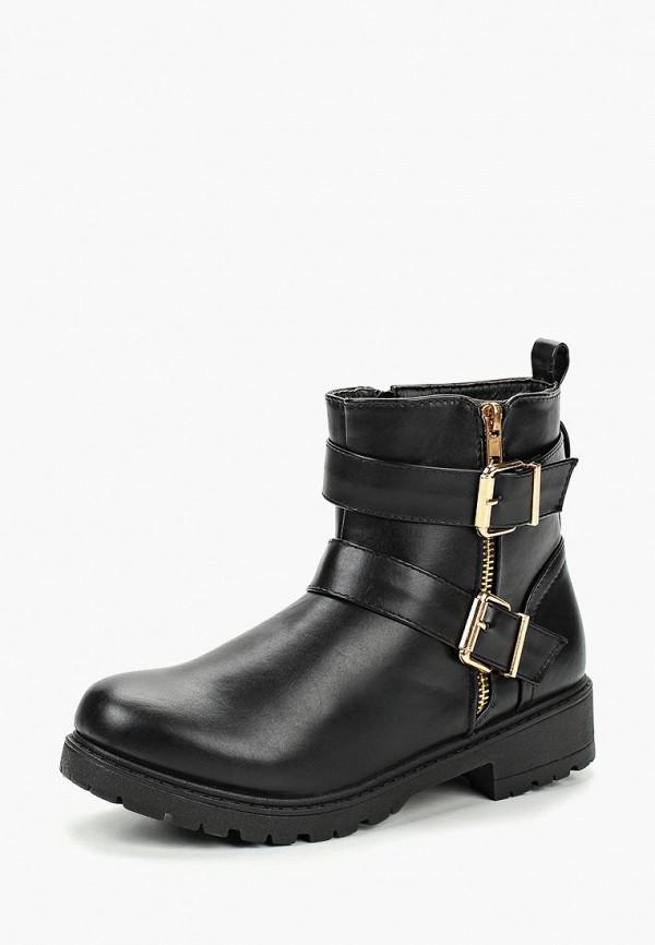 женские ботинки modis, черные