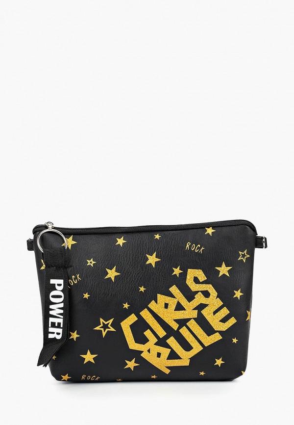 сумка modis для девочки, черная