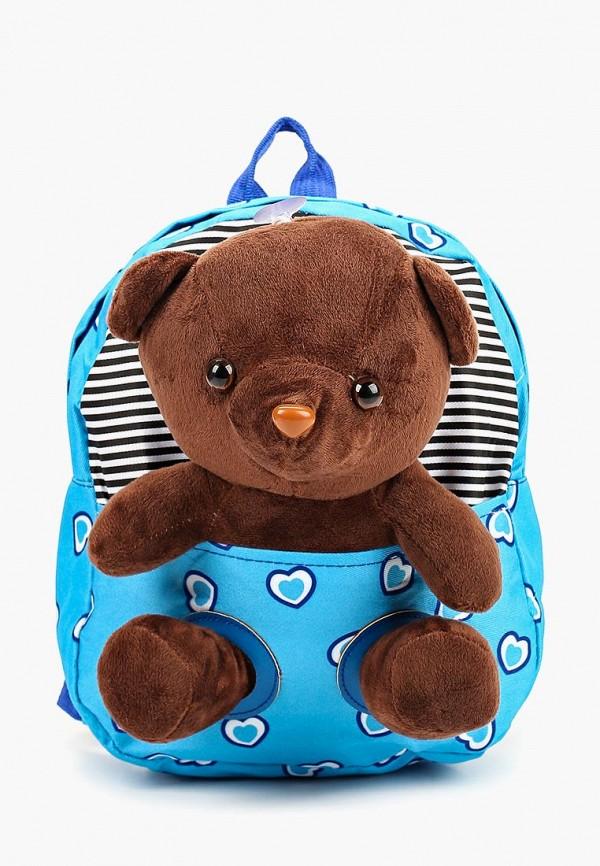 рюкзак modis для девочки, голубой