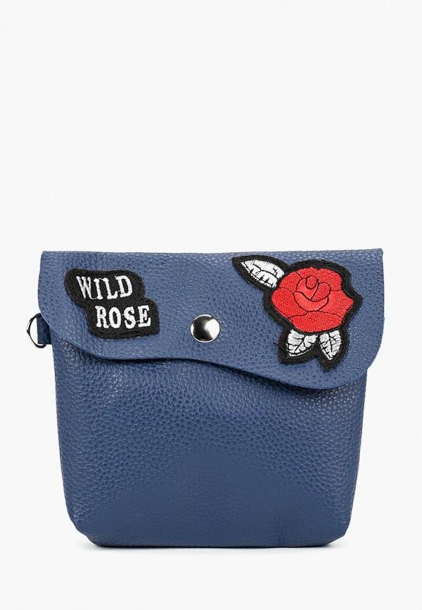 сумка modis для девочки, синяя