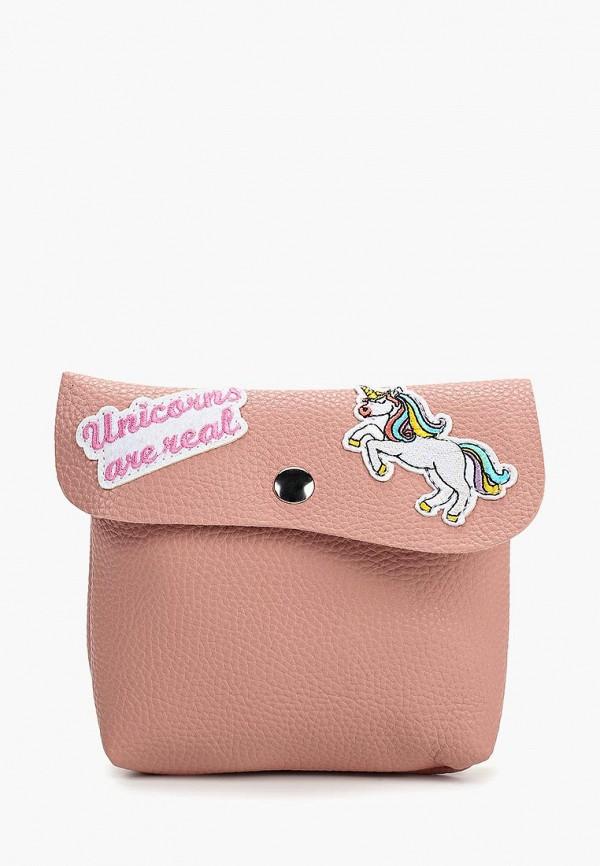 сумка modis для девочки, розовая