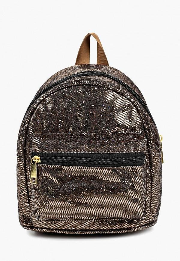 рюкзак modis для девочки, коричневый