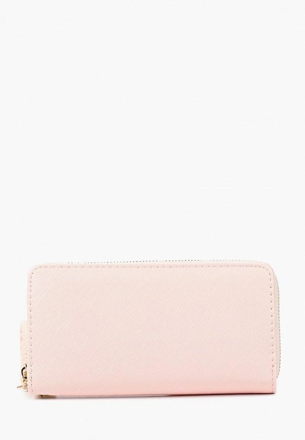 женский кошелёк modis, розовый