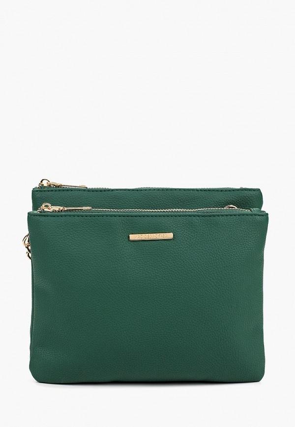 женская сумка modis, зеленая