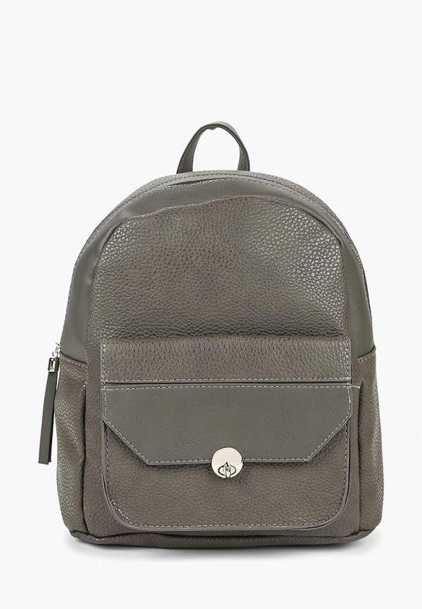 женский рюкзак modis, серый
