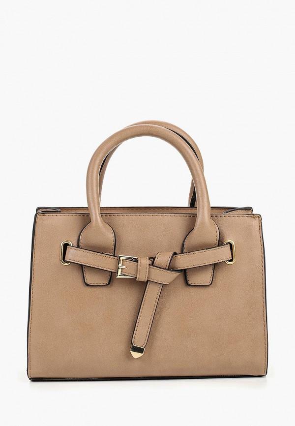 женская сумка modis, бежевая