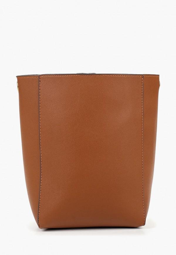 женская сумка modis, коричневая