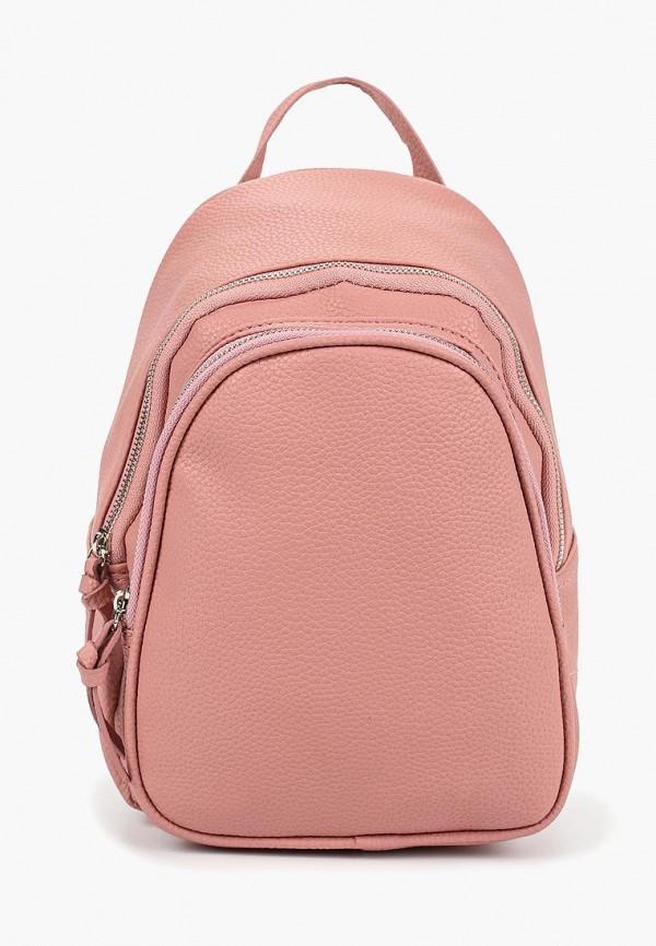 женский рюкзак modis, розовый