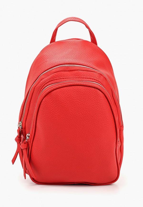 женский рюкзак modis, красный