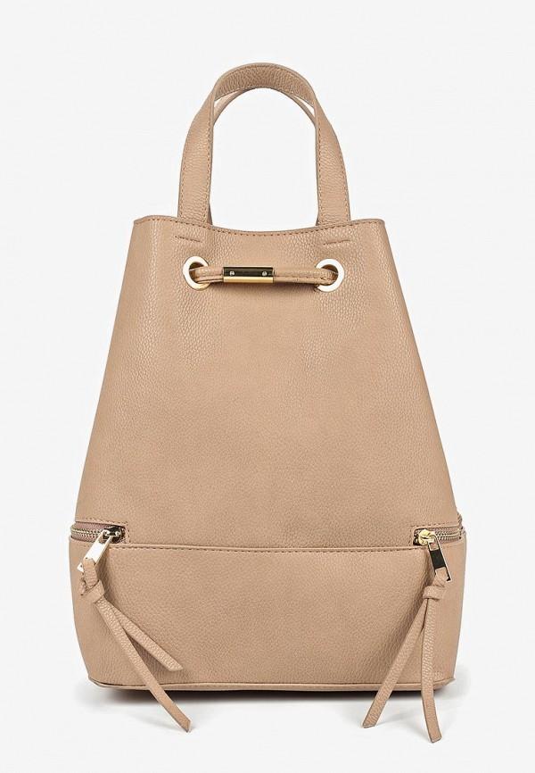 женский рюкзак modis, бежевый