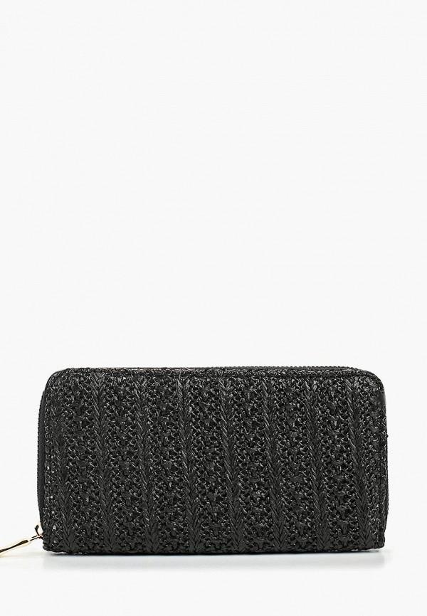 женский кошелёк modis, черный