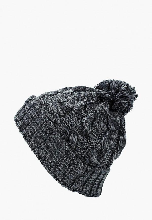 шапка modis для мальчика, серая