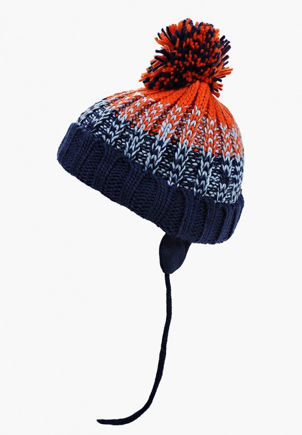 шапка modis для мальчика, разноцветная