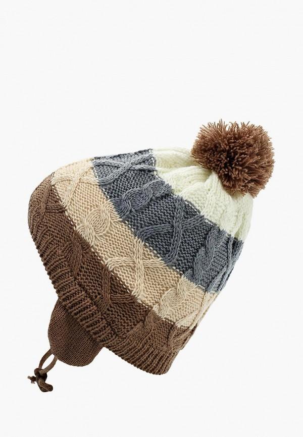 Купить Шапка Modis, MO044CBXDP37, разноцветный, Осень-зима 2017/2018