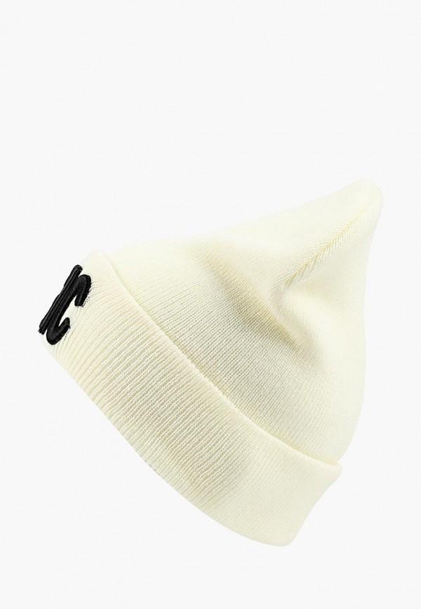 шапка modis для девочки, белая