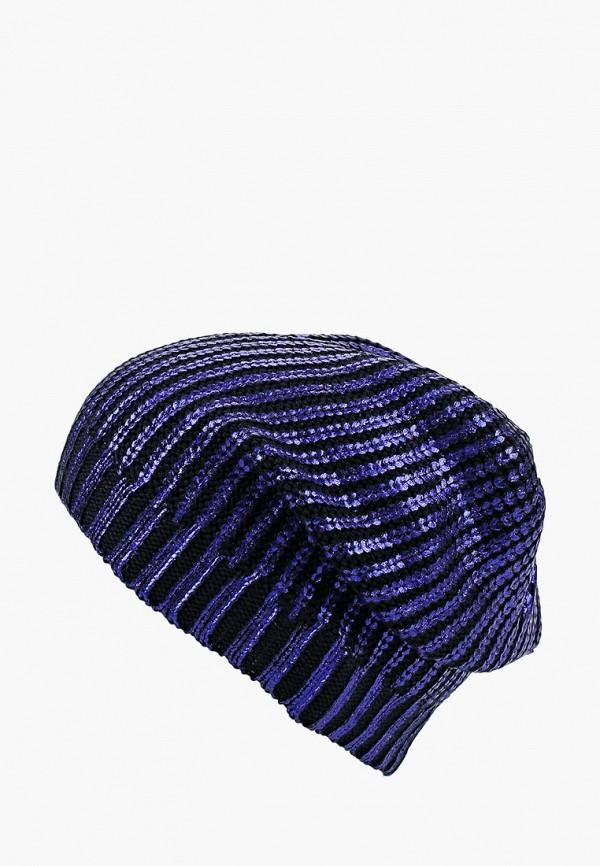 шапка modis для девочки, фиолетовая
