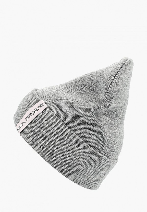 шапка modis для девочки, серая