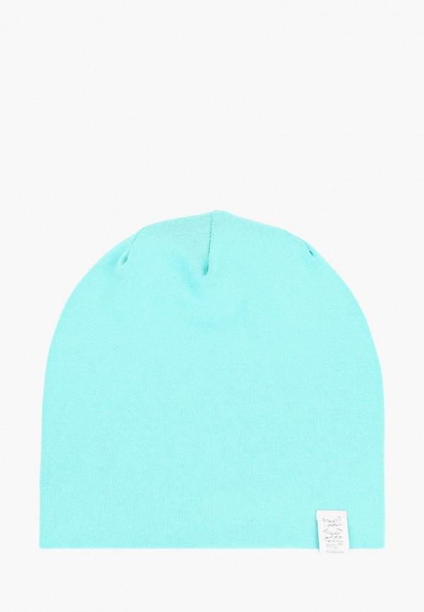 шапка modis для девочки, бирюзовая