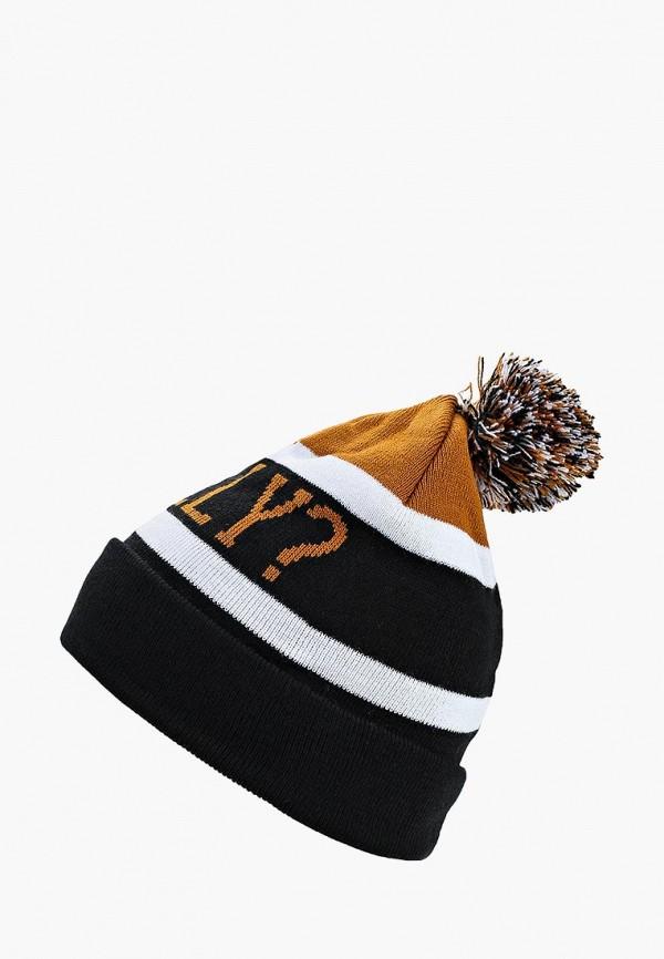 мужская шапка modis, разноцветная
