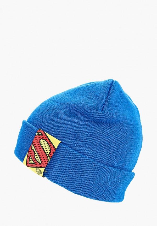 мужская шапка modis, синяя