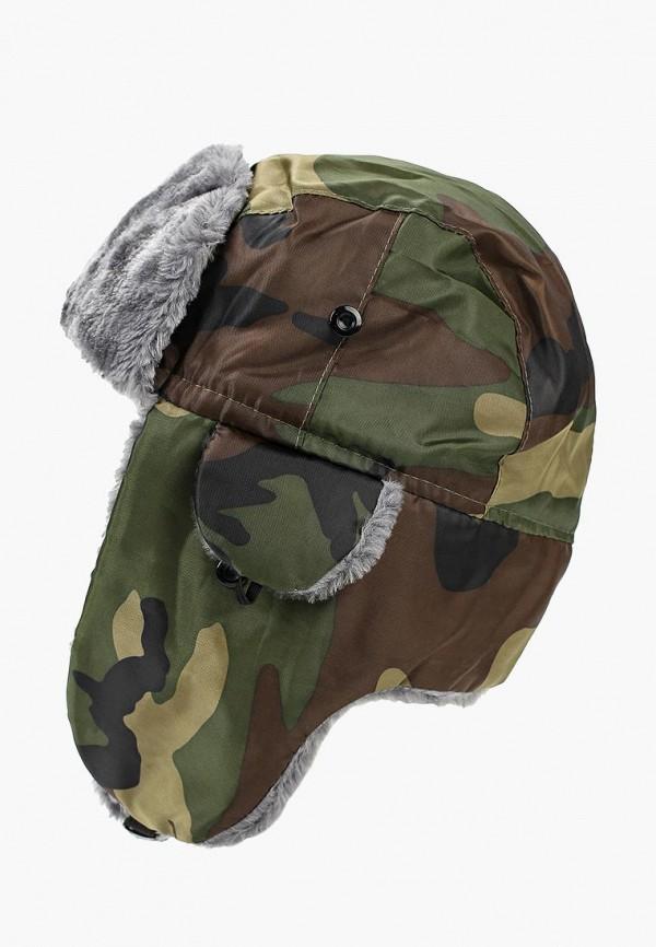 мужская шапка modis, хаки