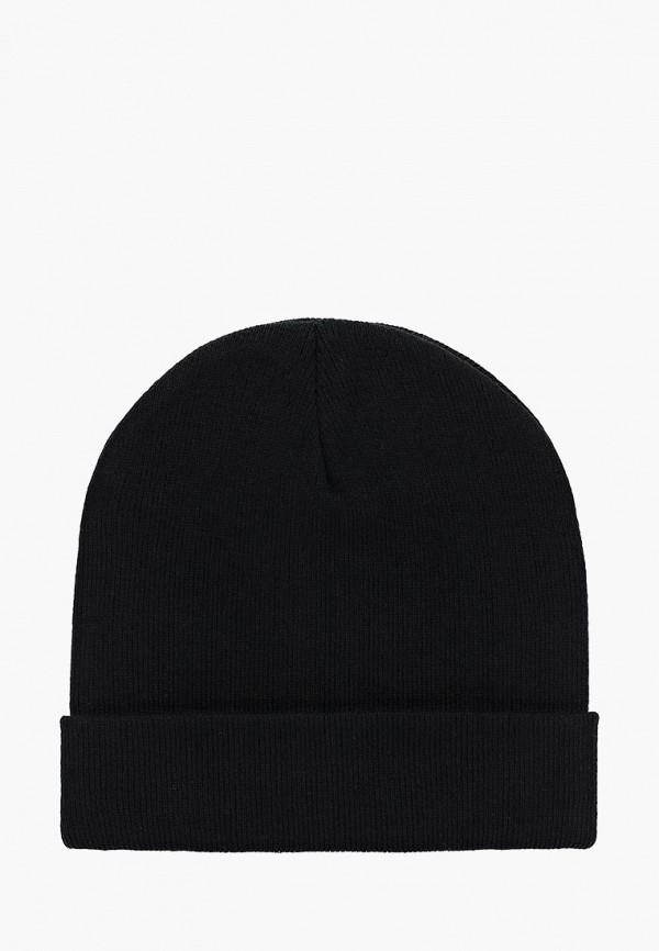 мужская шапка modis, черная
