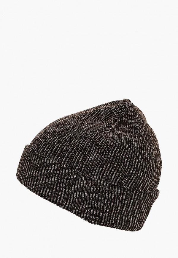 женская шапка modis, золотая