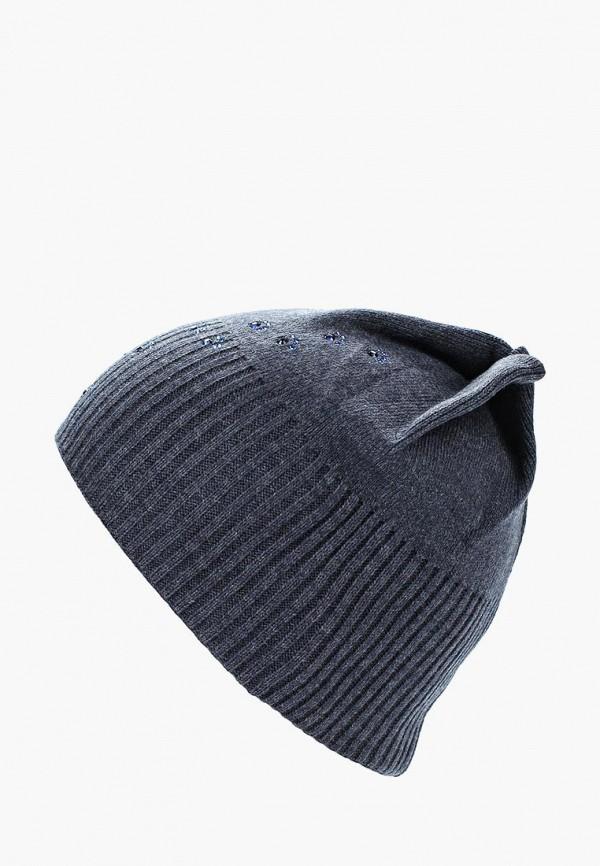 Купить Шапка Modis, MO044CWWYV65, синий, Осень-зима 2017/2018