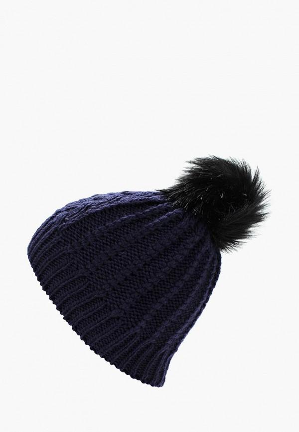 Фото - женскую шапку Modis синего цвета