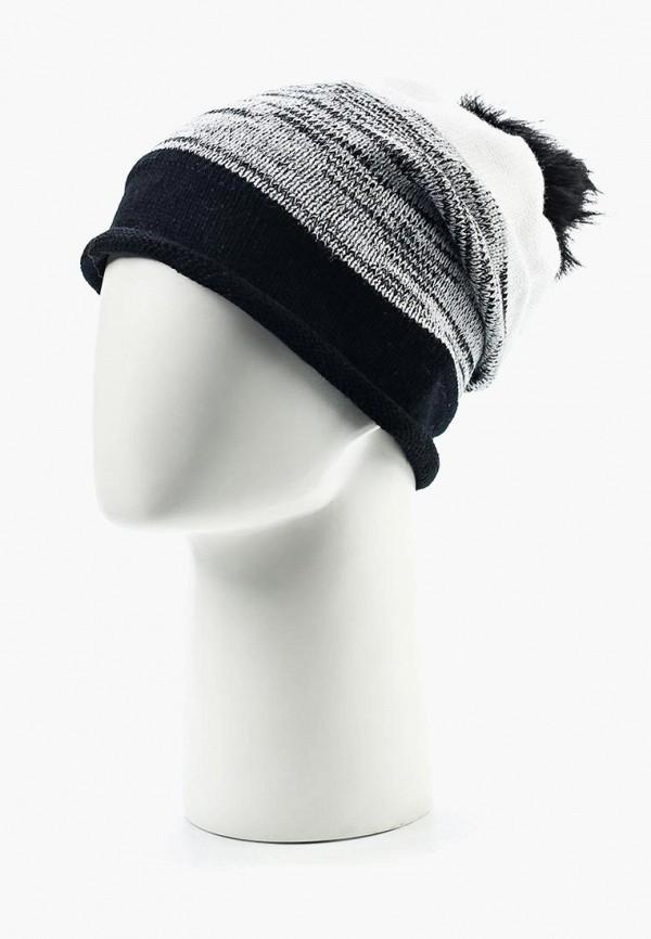 Фото 2 - женскую шапку Modis белого цвета