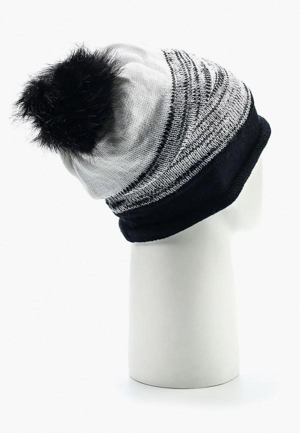 Фото 3 - женскую шапку Modis белого цвета
