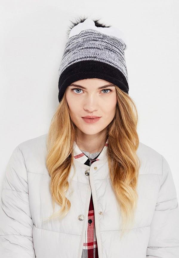 Фото 5 - женскую шапку Modis белого цвета