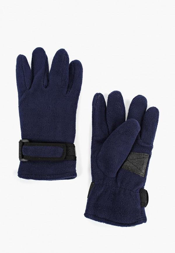 перчатки modis для мальчика, синие