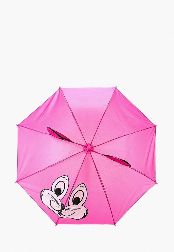 зонт modis для девочки, розовый