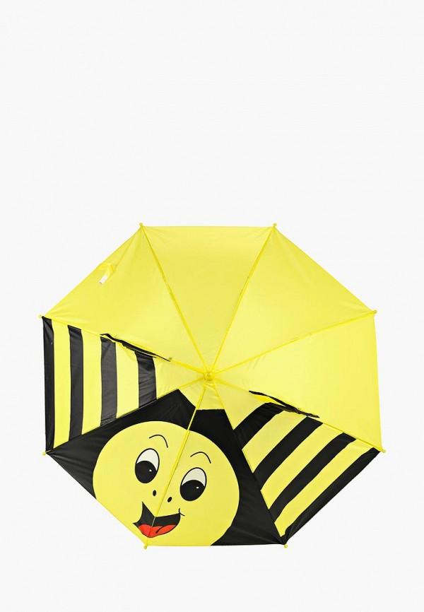 зонт modis для девочки, желтый