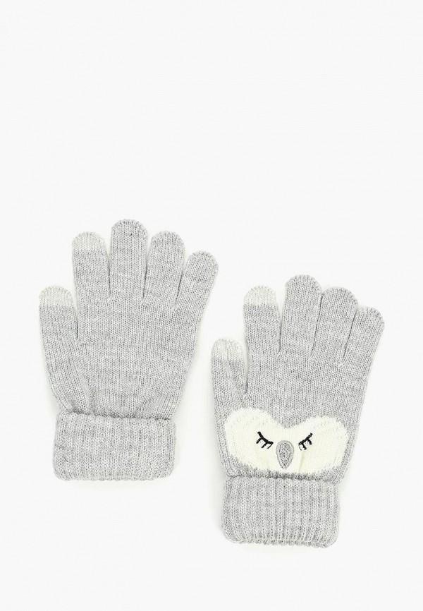 Купить Перчатки Modis, mo044dgcrcq2, серый, Осень-зима 2018/2019
