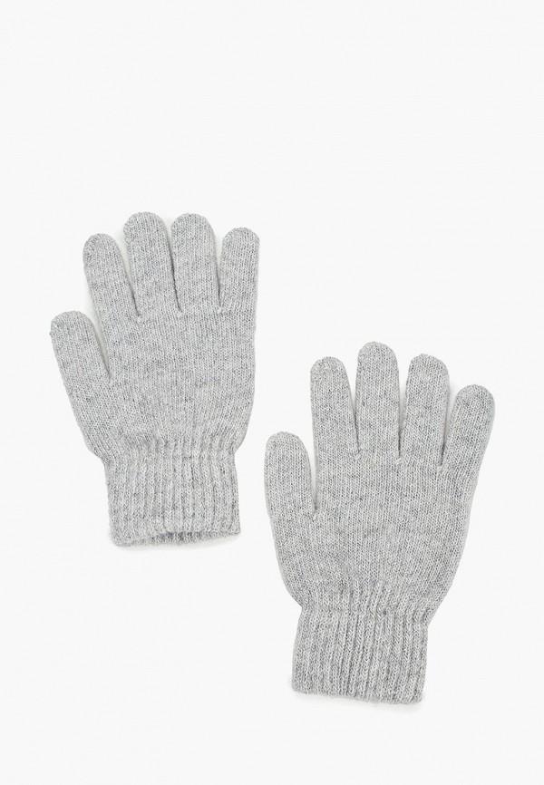 Купить Перчатки Modis, MO044DGCSVO5, серый, Осень-зима 2018/2019
