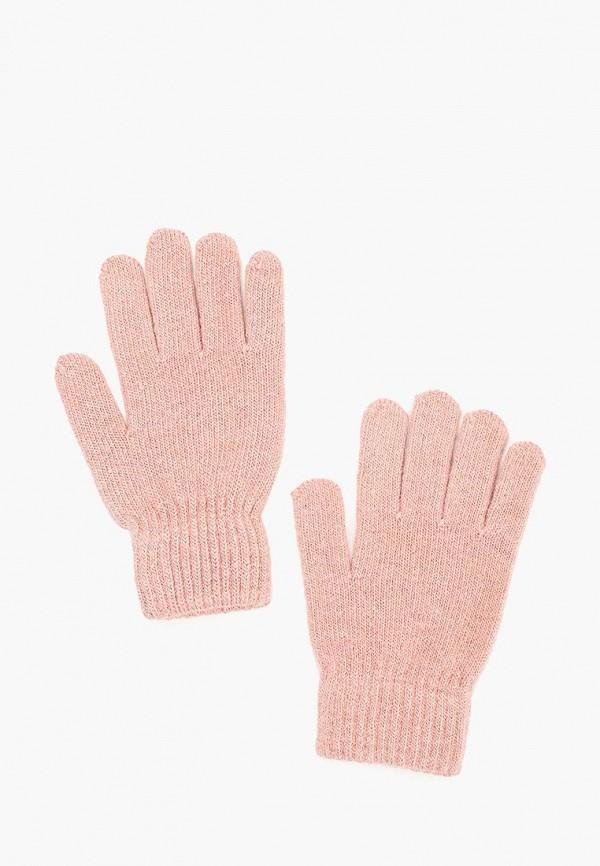 Купить Перчатки Modis, mo044dgcsvo6, розовый, Осень-зима 2018/2019